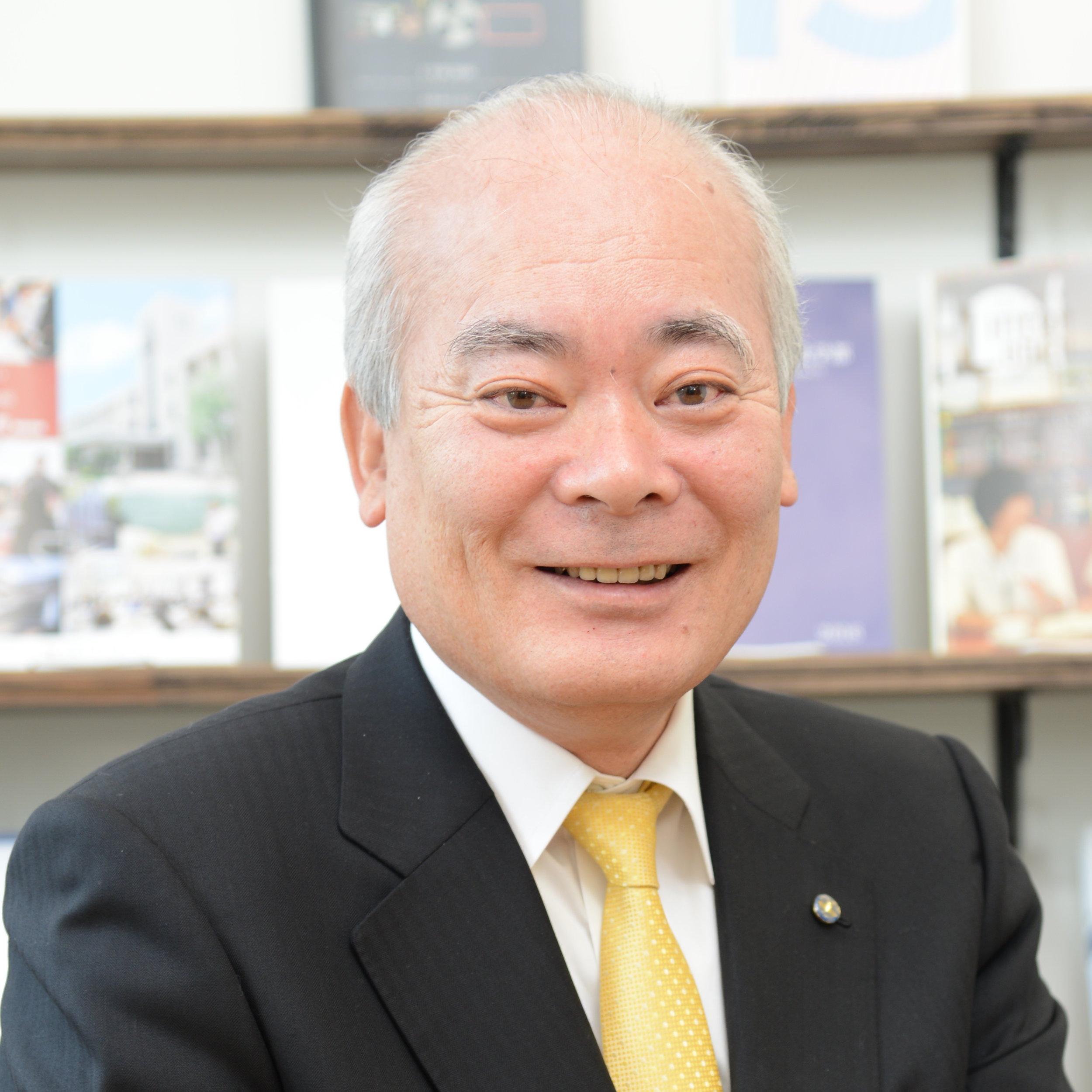9 President Tetsuo Arakawa  (1).JPG