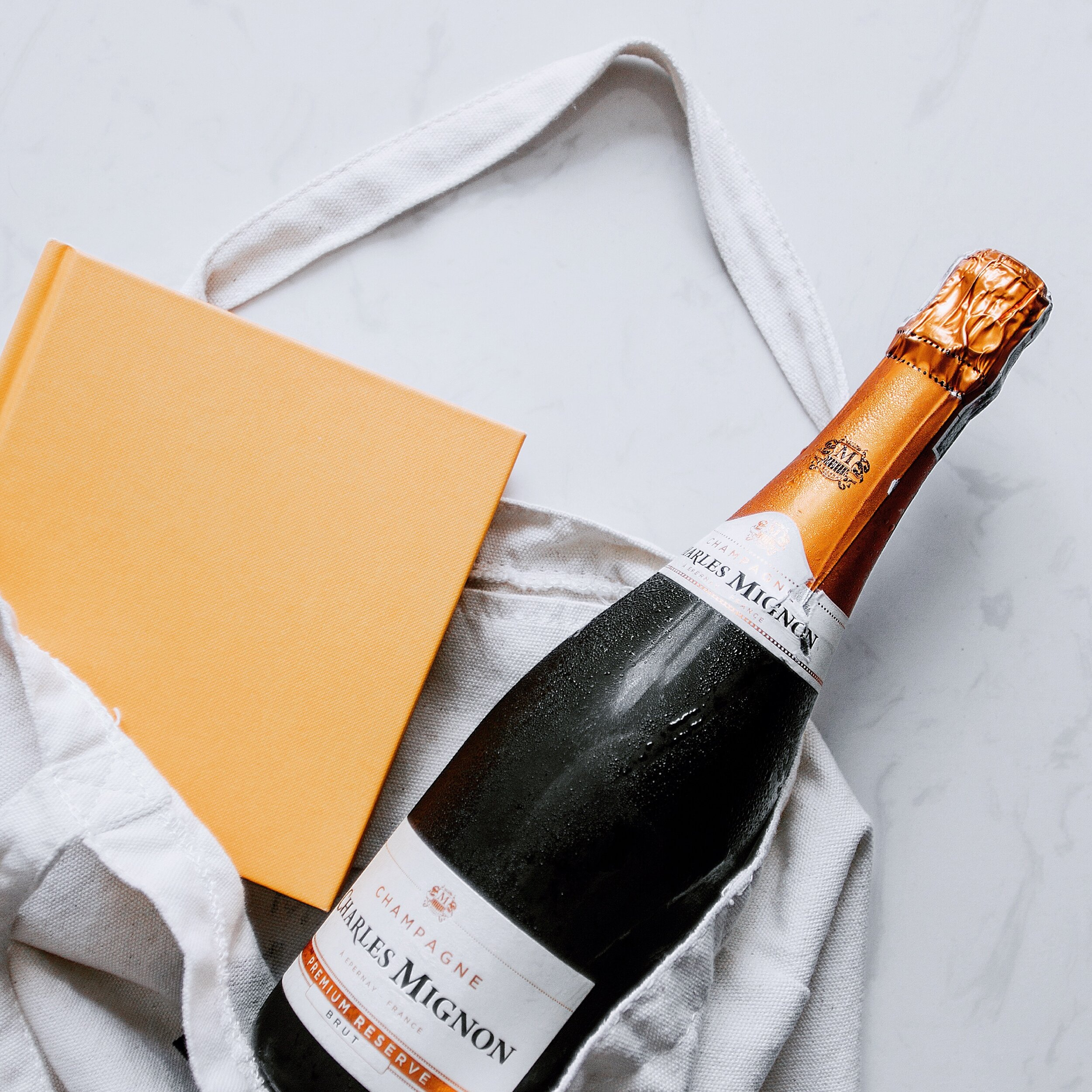 Champagne Popping? Make it last a second and a third day. - Simply throw in a teaspoon, handle down, into the bottle's mouth, refrigerate and enjoy over the next few days.