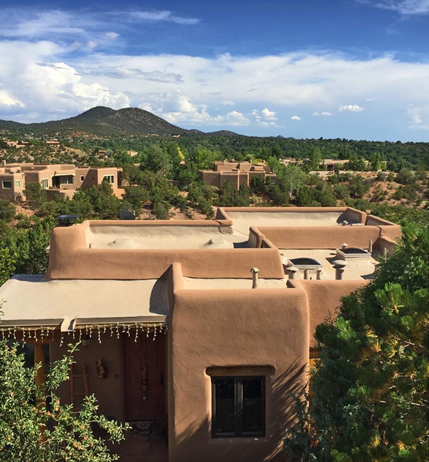 New Roofing In Santa Fe