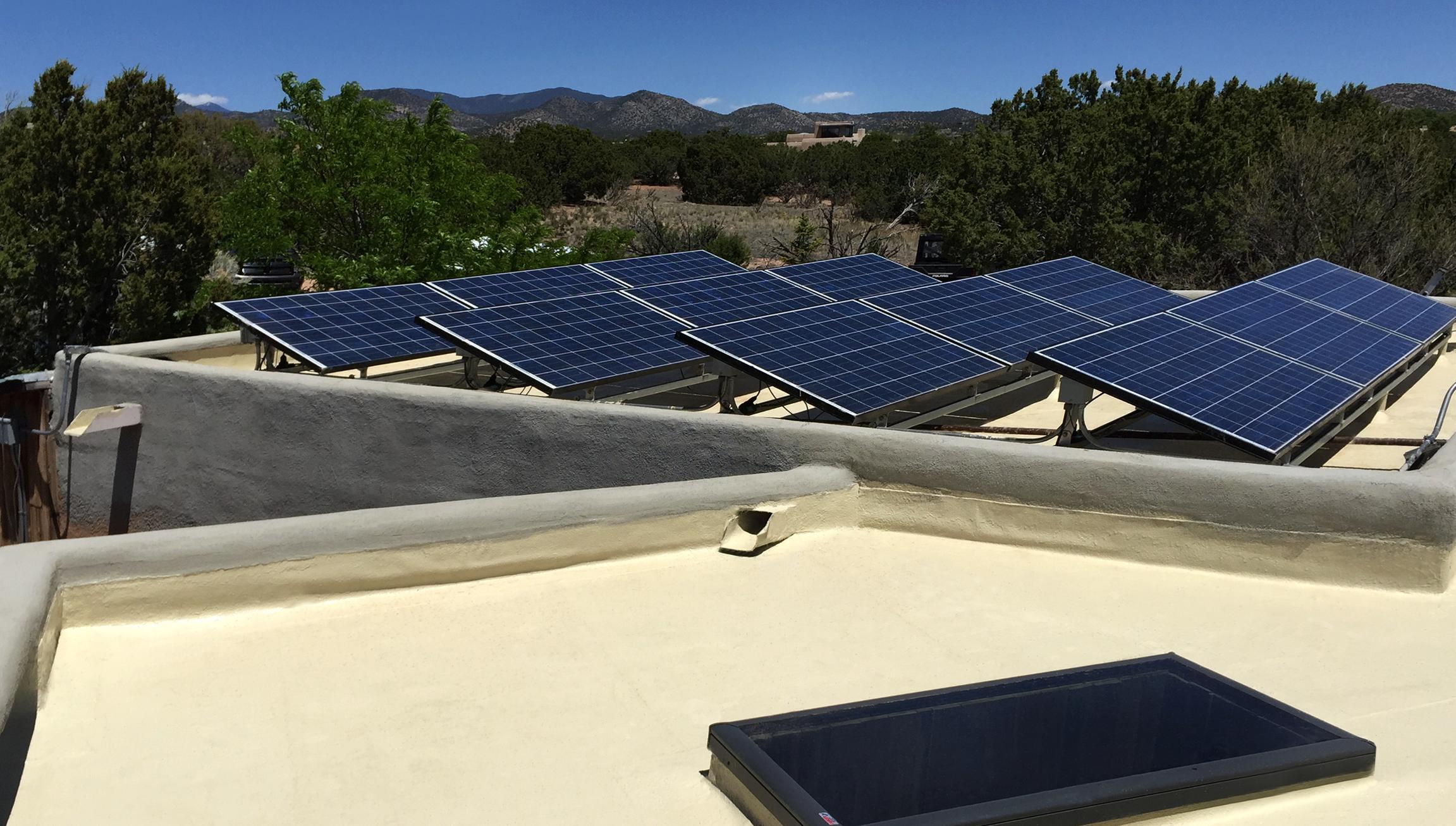 Flat Roof Maintenance and Repair