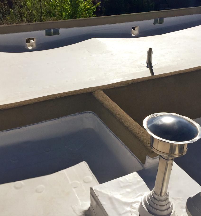 Seamless Roof Repair