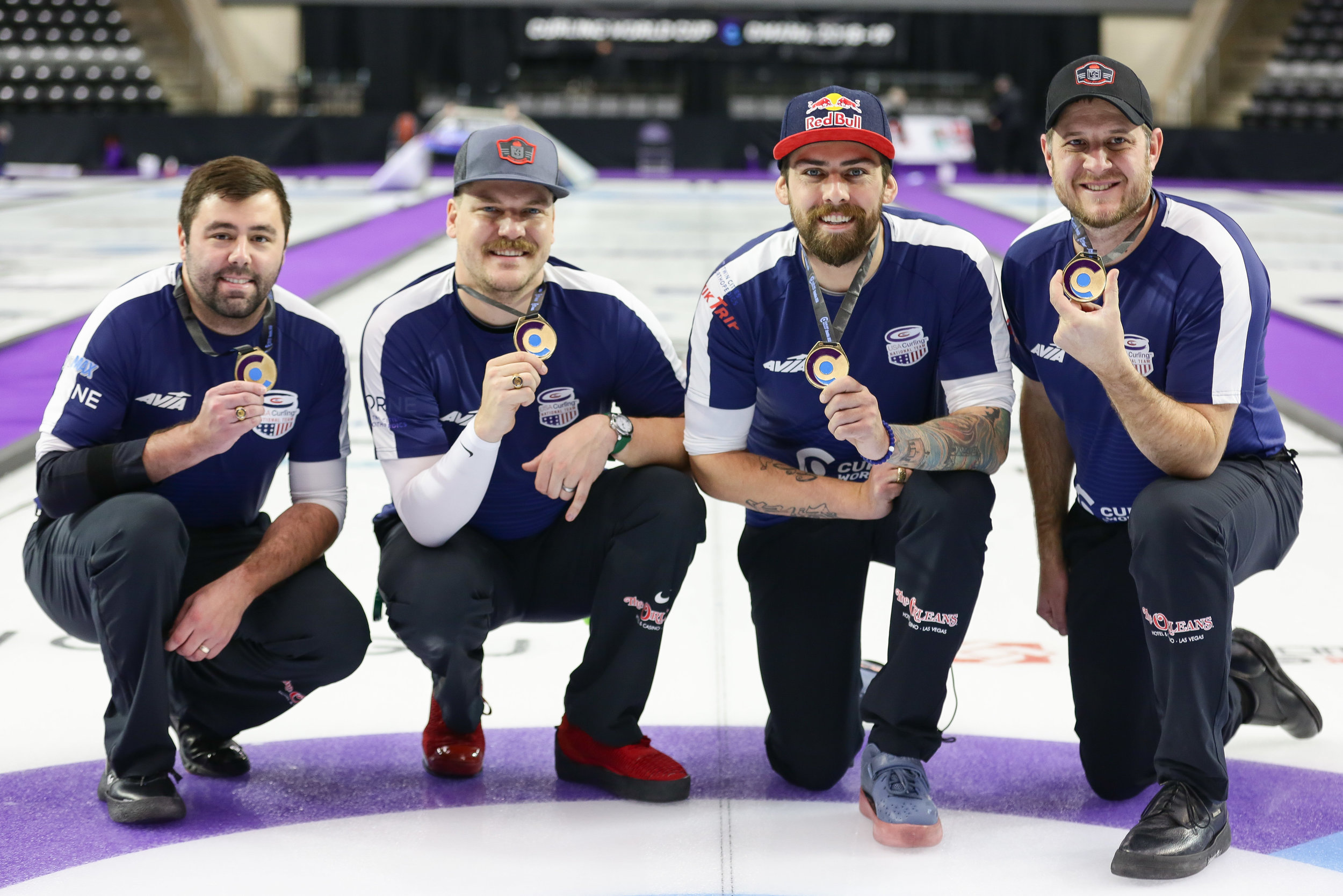 2018 Curling World Cup