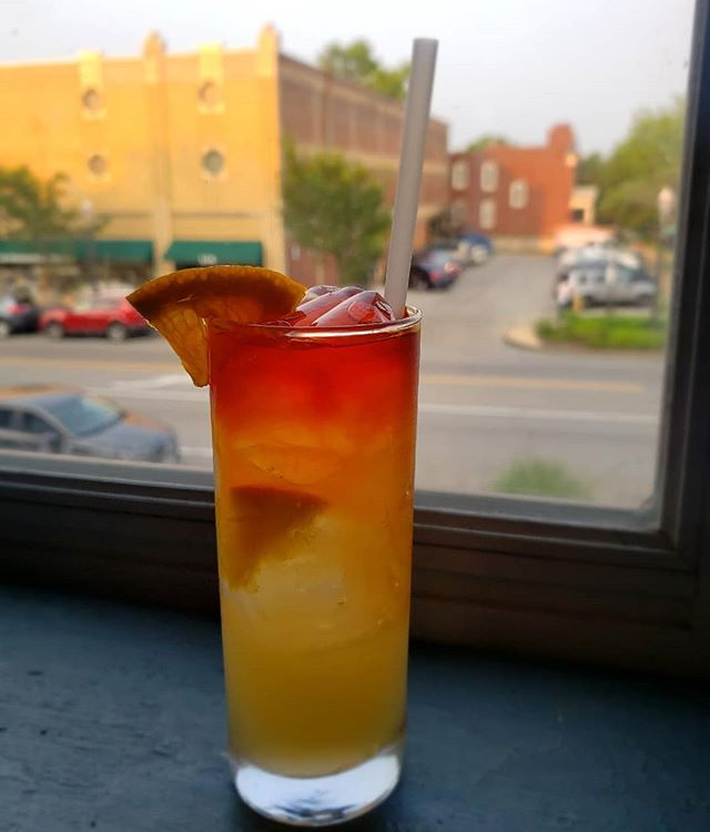 The Orange Magnolia Sunrise features Strawberry Basil Vodka, lemon, pineapple, and magnolia bitters topped with a blend of orange blossom water and rose water.  It will be premiering at The South Grand Bar Crawl for $6 and will be added to the menu afterwards for $11. Try it tomorrow!  https://www.eventbrite.com/e/2019-south-grand-bar-crawl-tickets-58695784672
