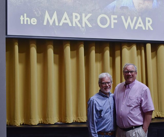TONIGHT! FREE Screening of The Mark of War at the Rice Cinema in Houston. Doors open at 6pm, screening begins at 6:30pm, and Q&A with director Ricardo Ainslie will begin after the screening. See you there!