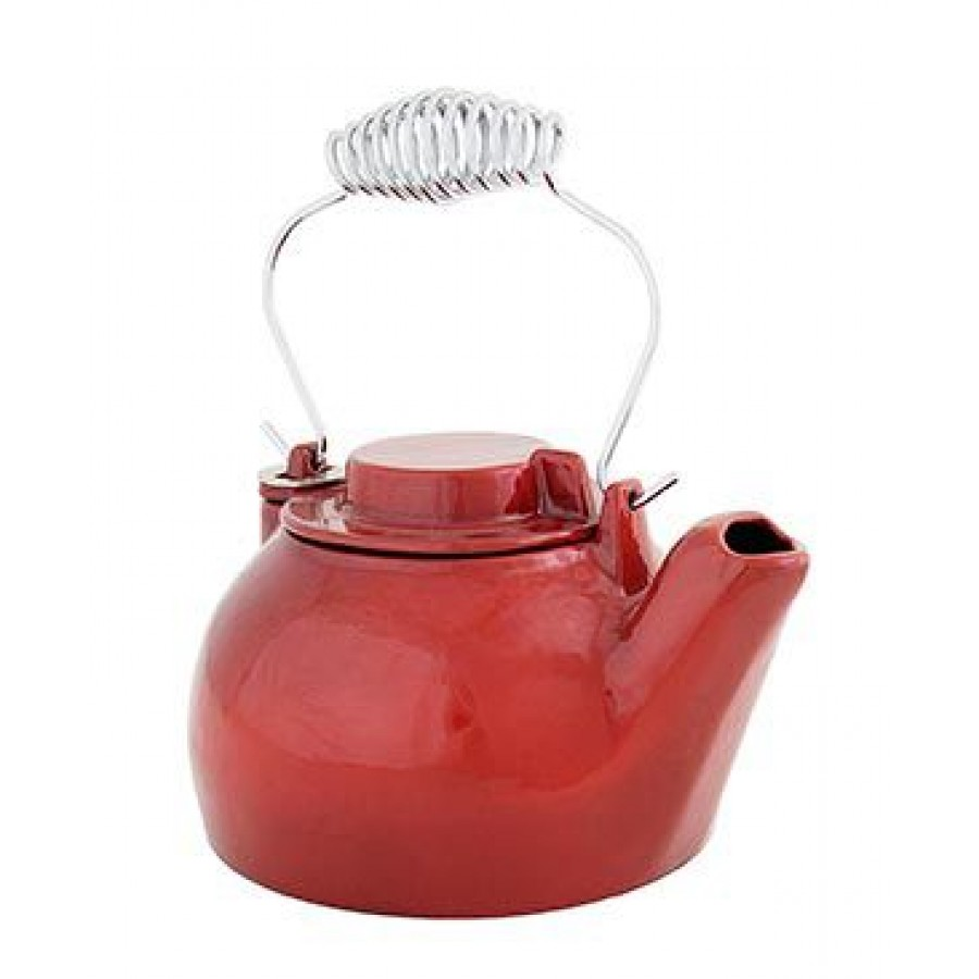 Minuteman Humidifying Kettle red
