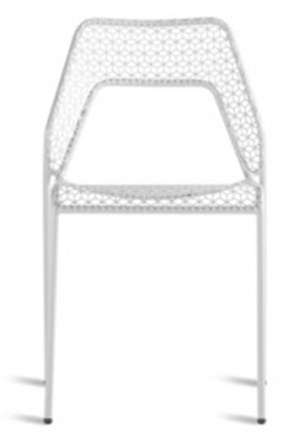 White Mesh Chair