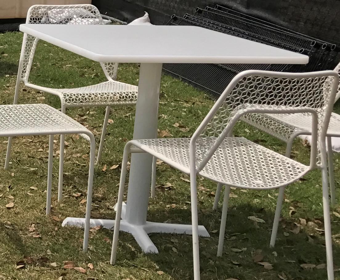Acrylic Cafe Table