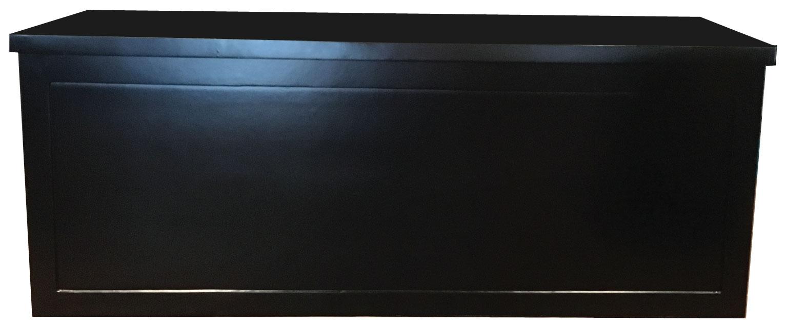 Black Food Table (Custom Paint Options Available)