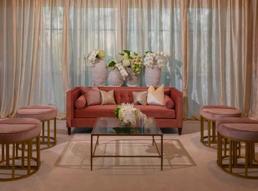 La Vie en Rose Sofa