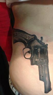 Sioux Falls Tattoo Artist Nick Call, Permanent Addictions Tattoo.
