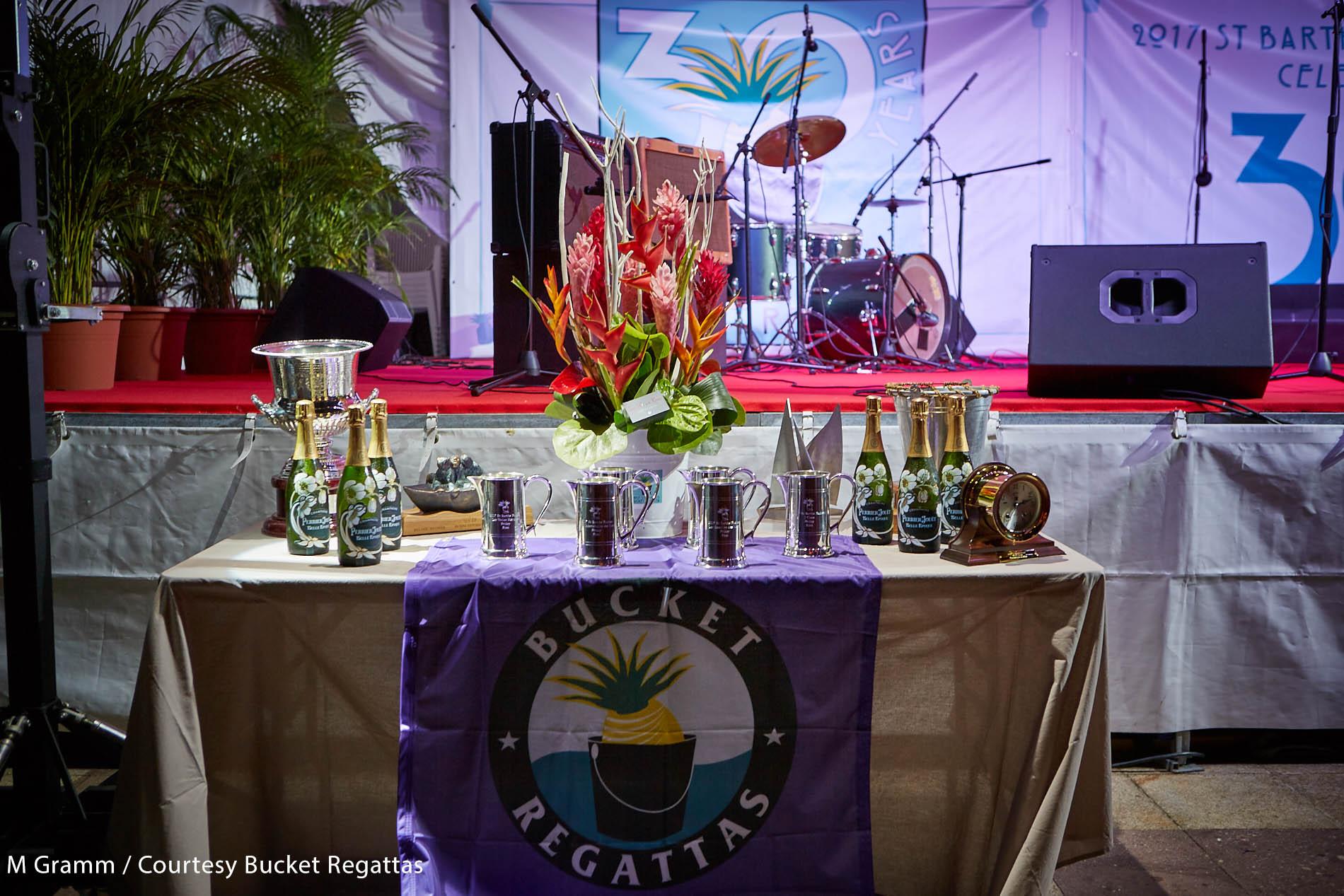 St. Barths Bucket Regatta 2017