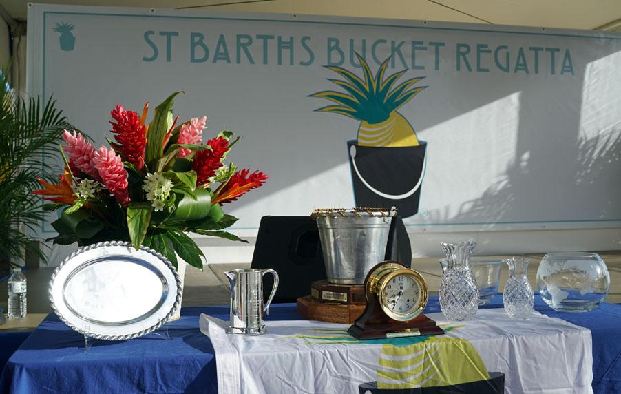 2018 St. Barths Bucket Regatta / Ed Gudenas