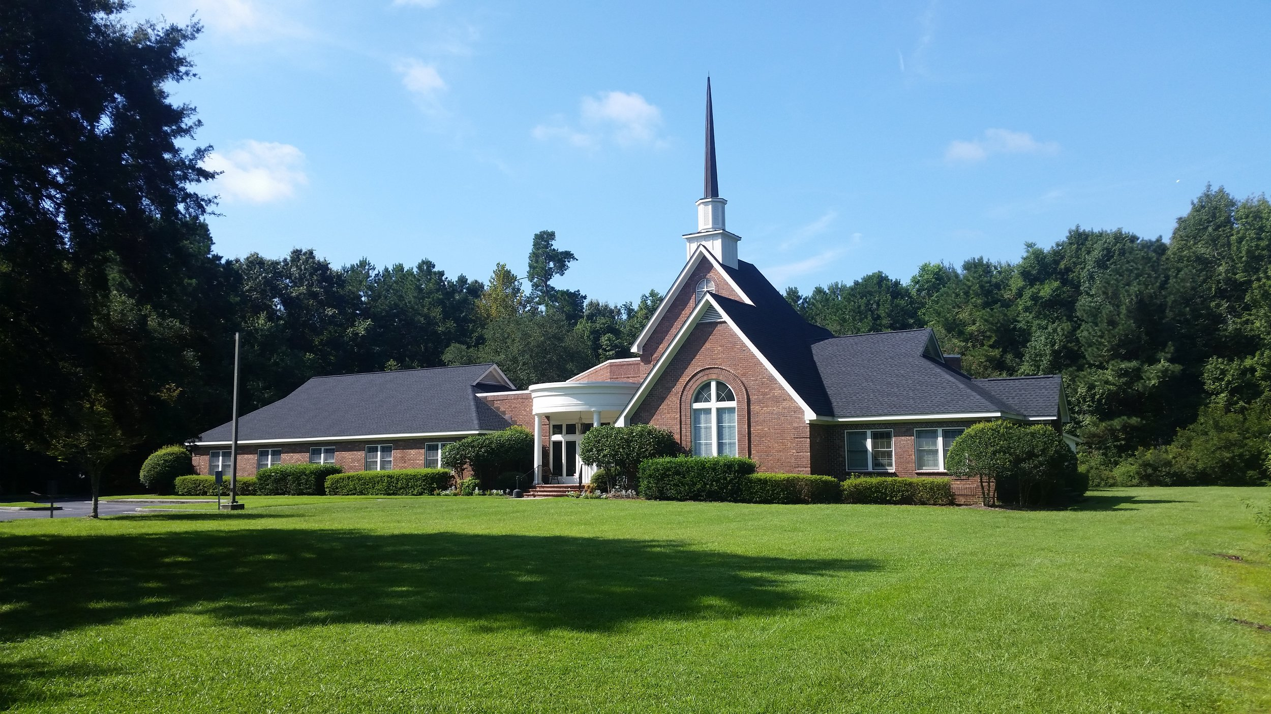 Walking Humbly   Church on the Path    Learn More