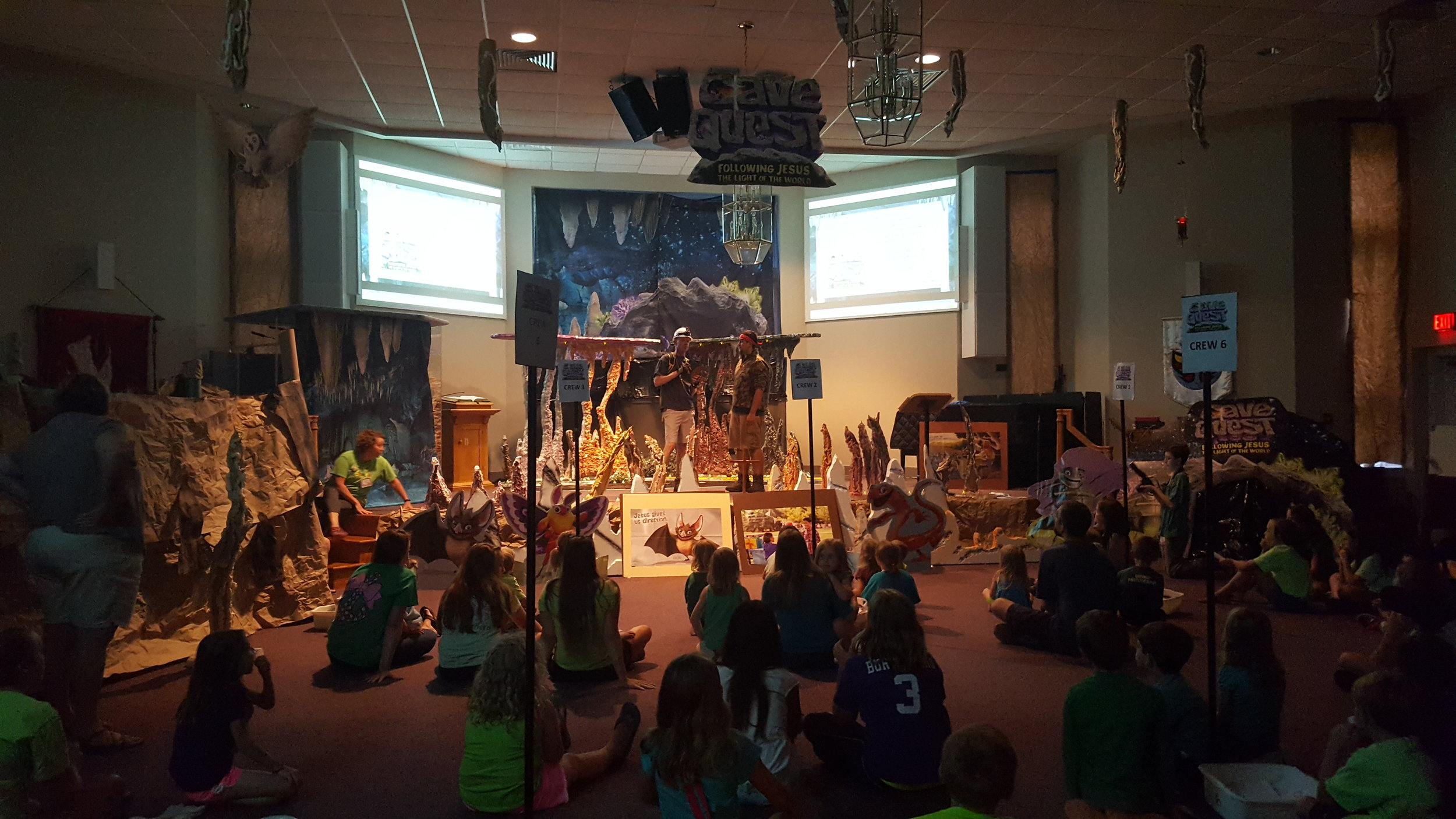 St. Andrews Parish UMC VBS | West Ashley