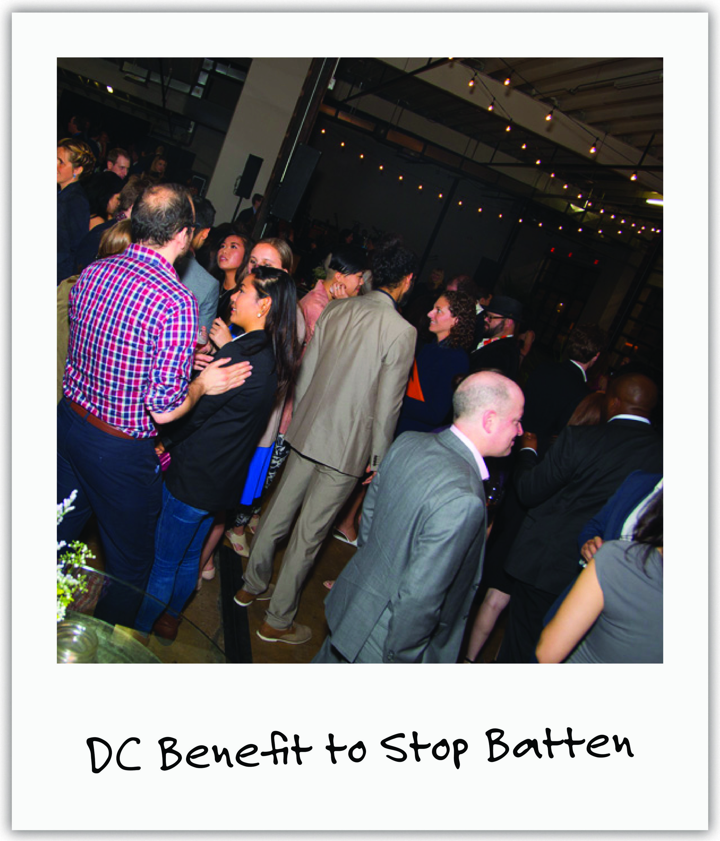 Over 20 top DC chefs and mixologists stood up to fight Batten Disease at this happening gala that gathered hundreds.