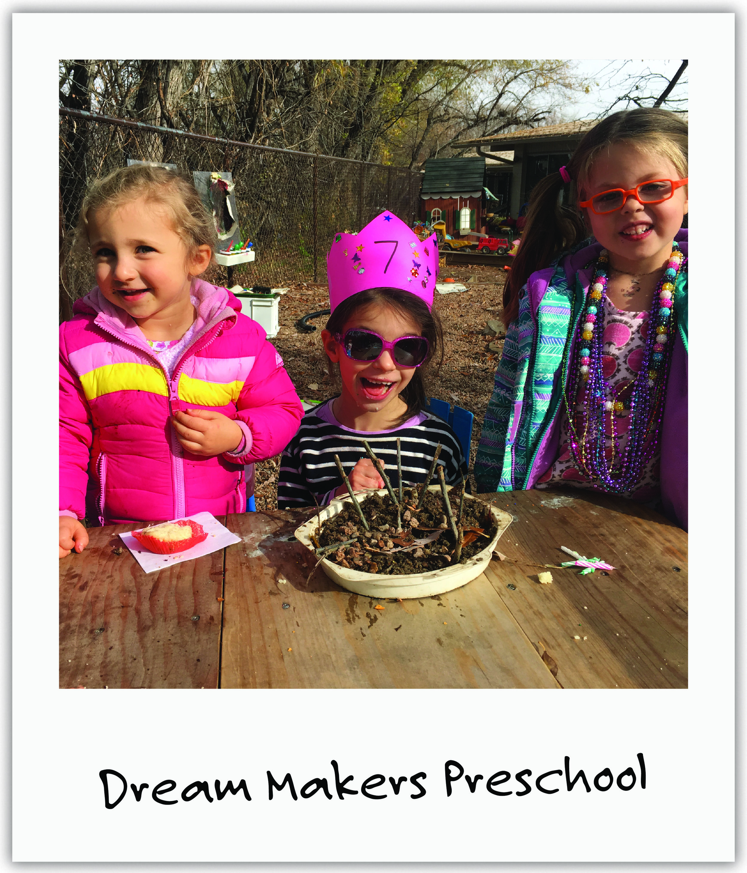 Dream Makers preschool has welcomed Mila and Azlan with open arms, always conscious of making Mila feel normal and loved, and supporting our fundraising in every way that they can.