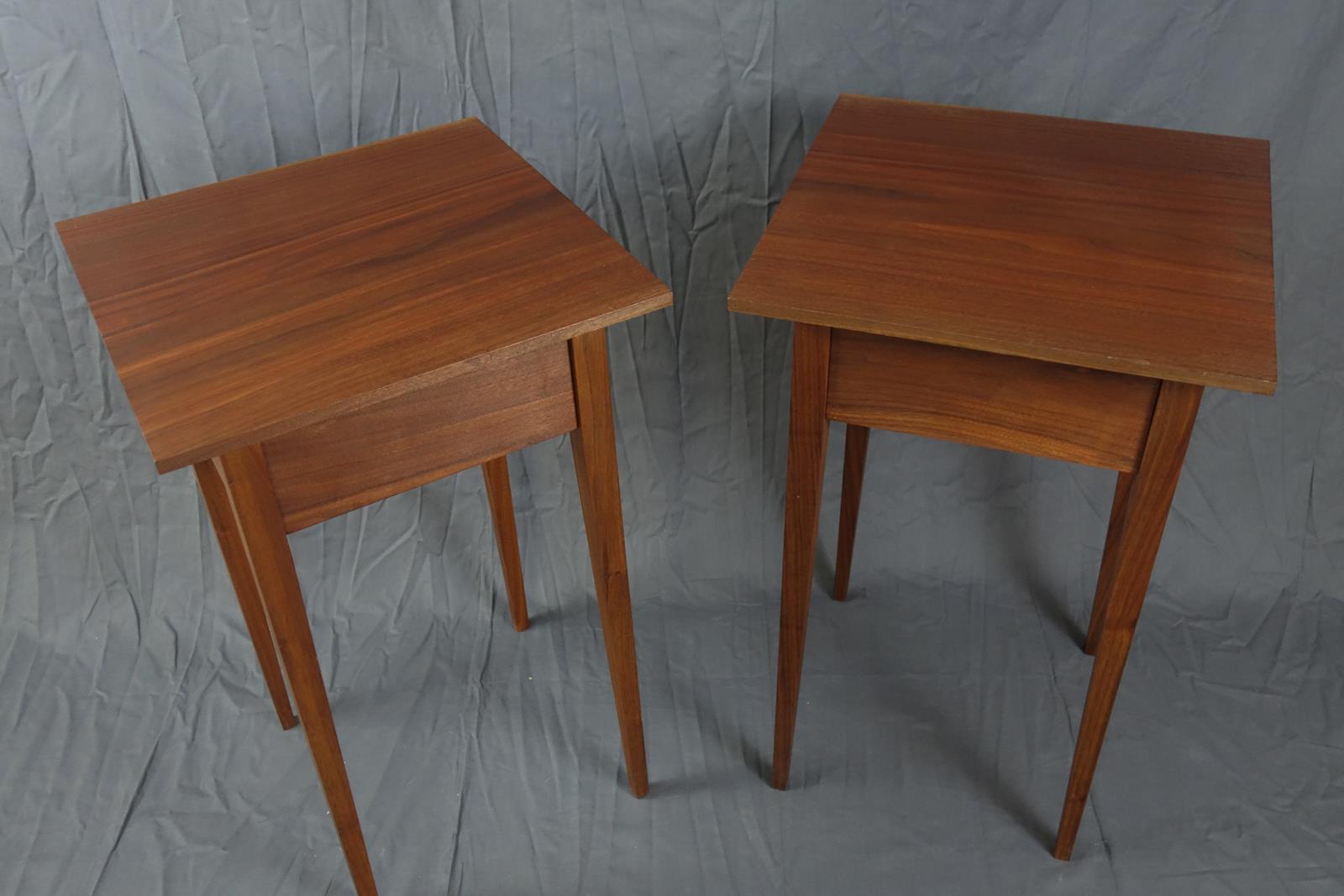 Walnut shaker table