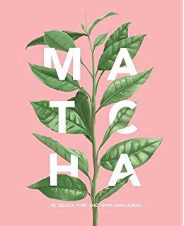 matcha recipe book