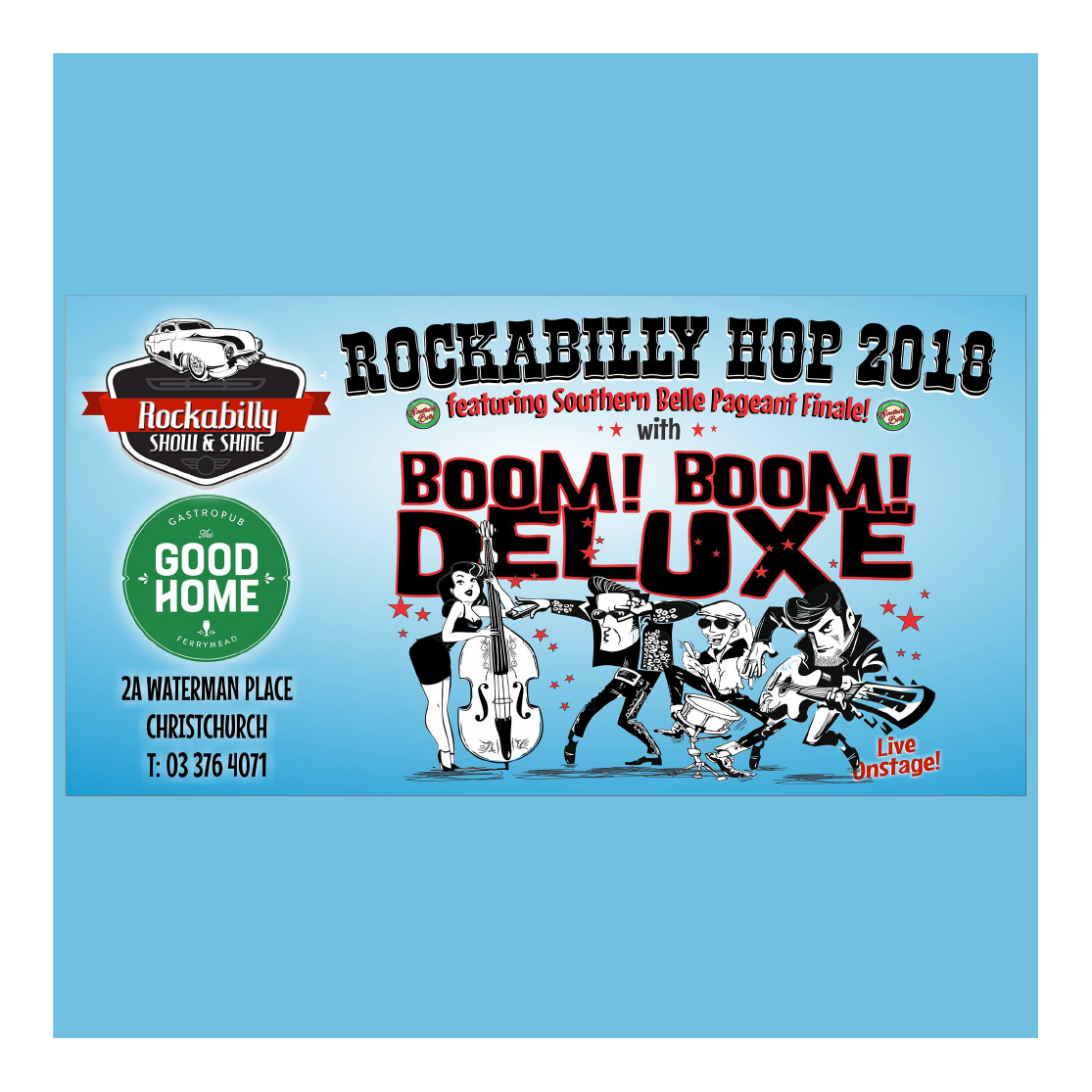 Rockabilly Show & Shine