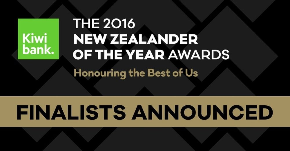 New Zealander of the year