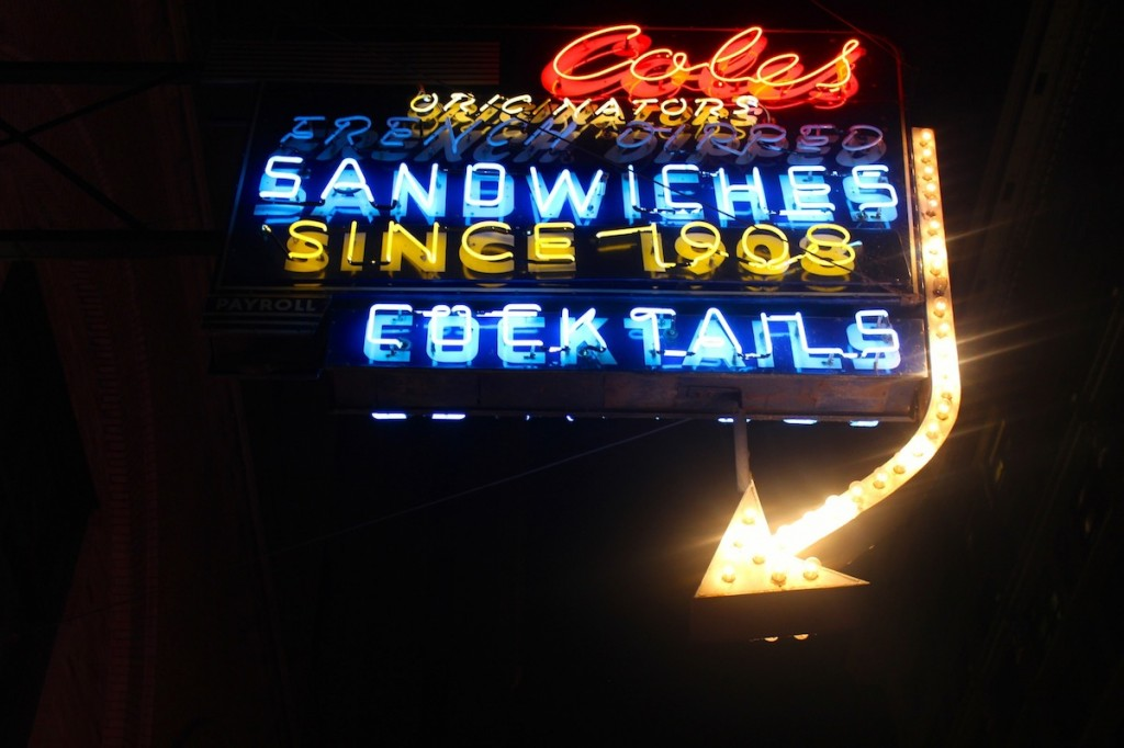 Cole's Los Angeles