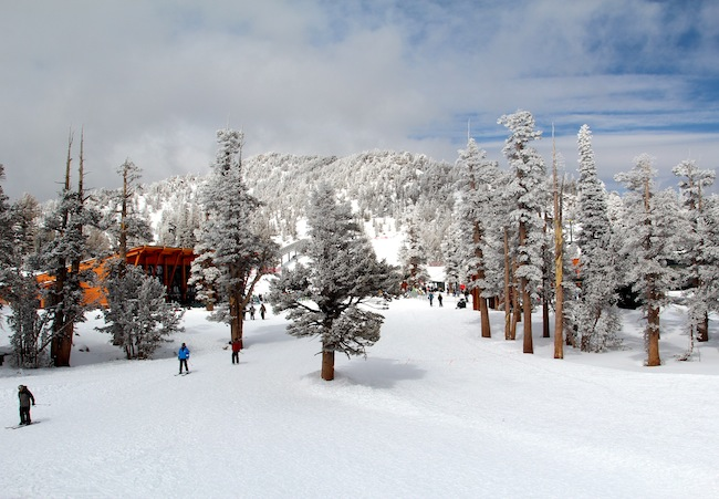 Heavenly Mountain Ski Resort