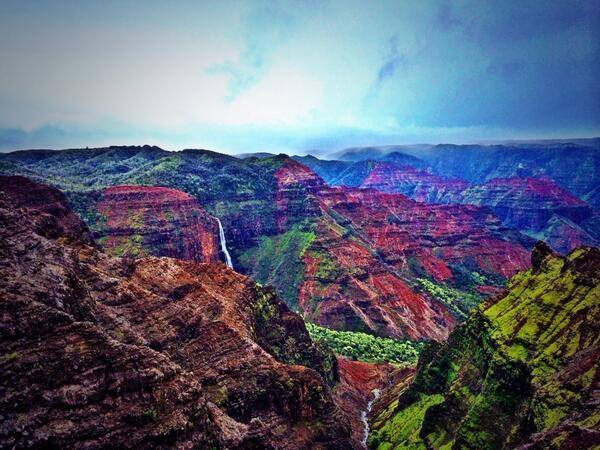 Kauai - Waimea Canyon