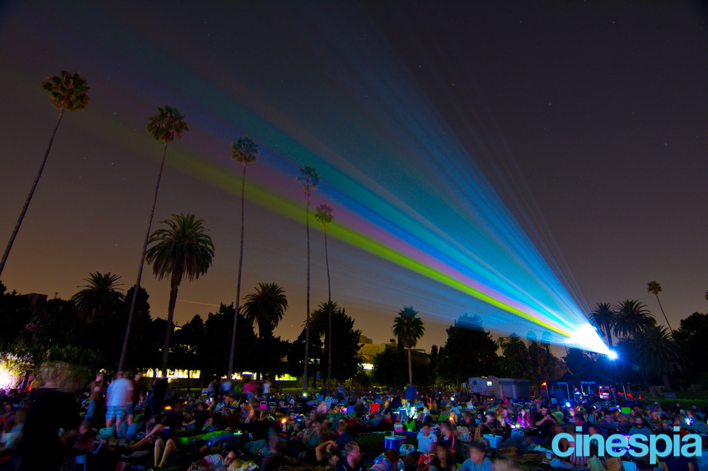Cinespia Hollywood Forever movies in the cemetery