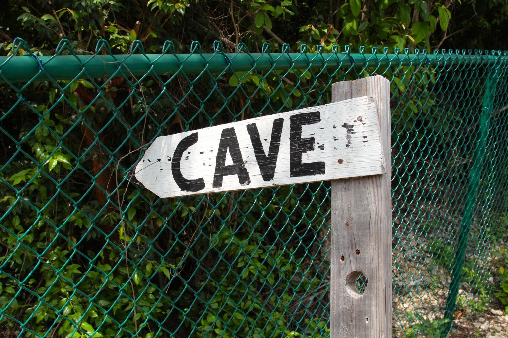Yes, caves!