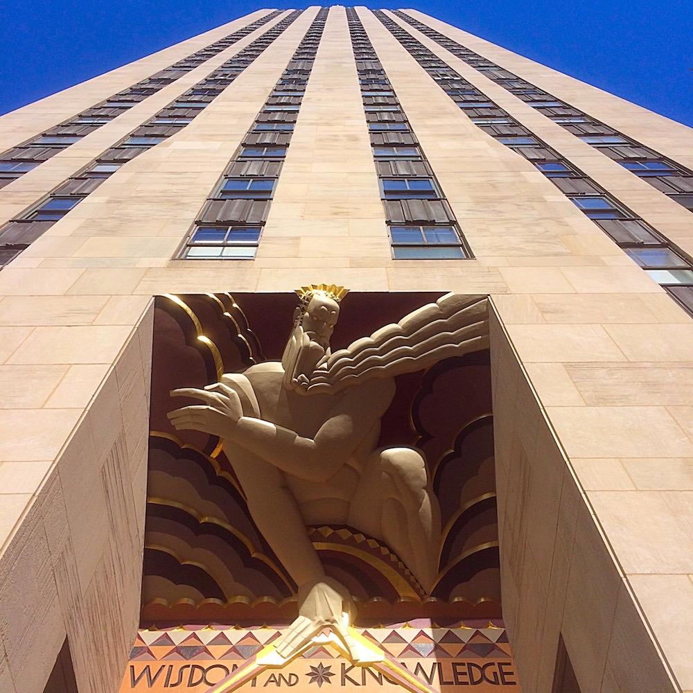 Rockefeller Center Midtown, Manhattan
