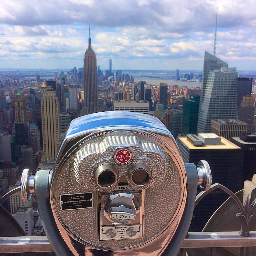 Top of the Rock Rockefeller Center