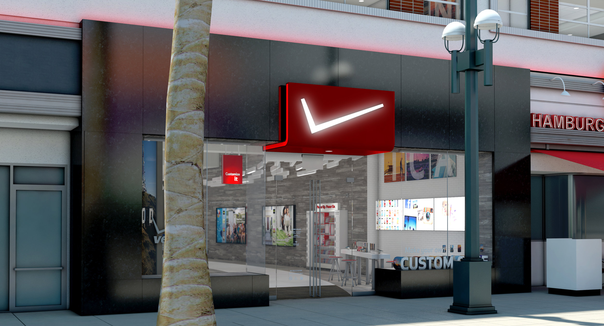 Verizon Destination Store Los Angeles