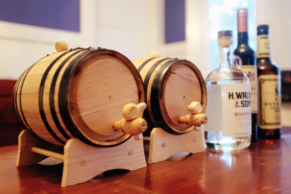 Adventures In Learning To Barrel Age My Own Whiskey Whiskey Tango Globetrot