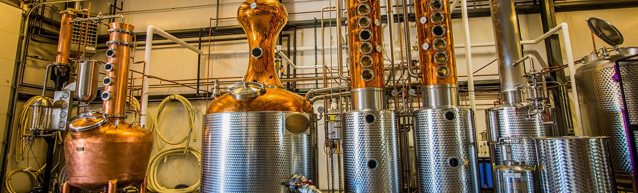 Backwards Distilling in South Dakota