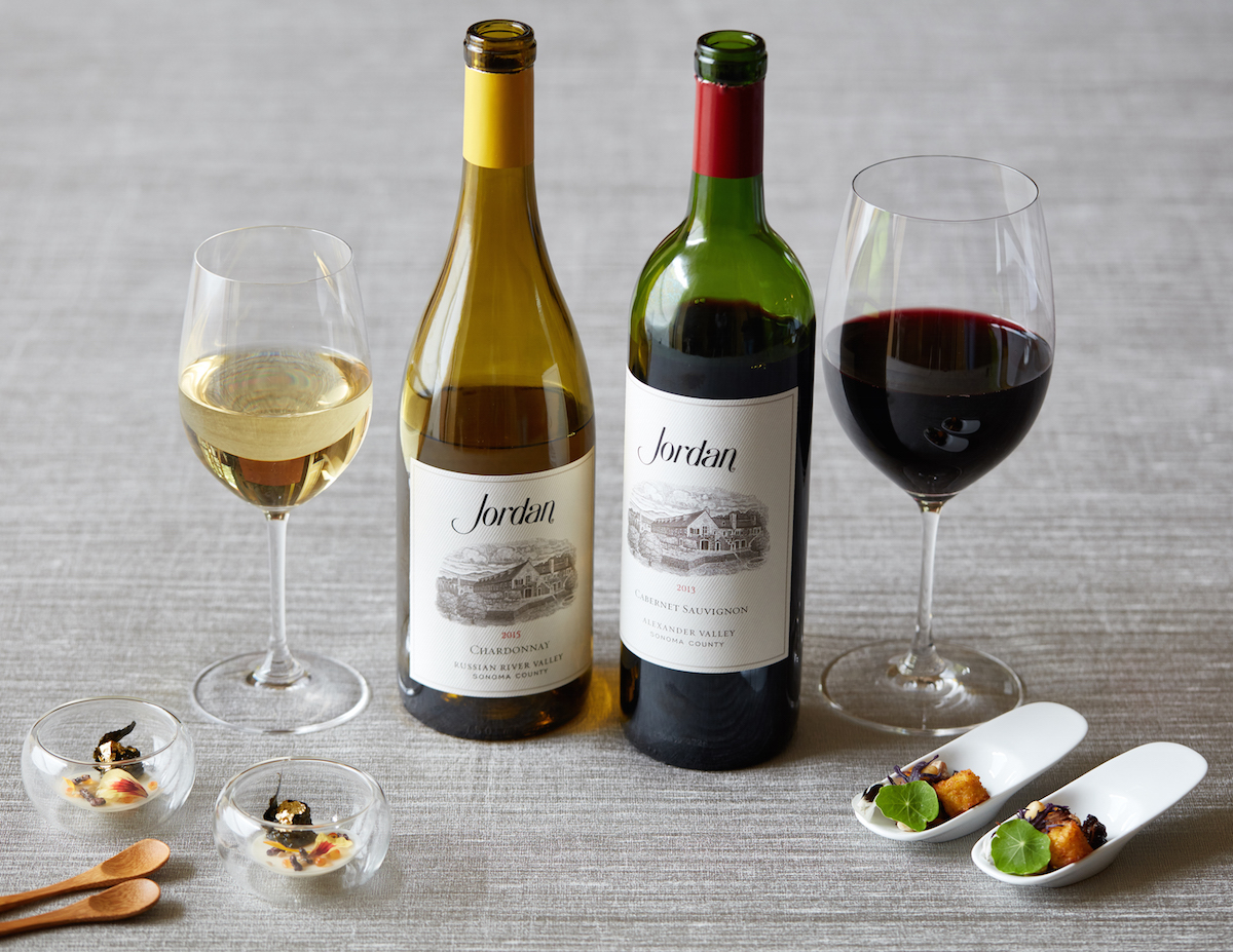 Jordan-Winery-2013-Alexander-Valley-Cabernet-Sauvignon-2015-Russian-River-Valley-Chardonnay-Horizontal-6651.jpg