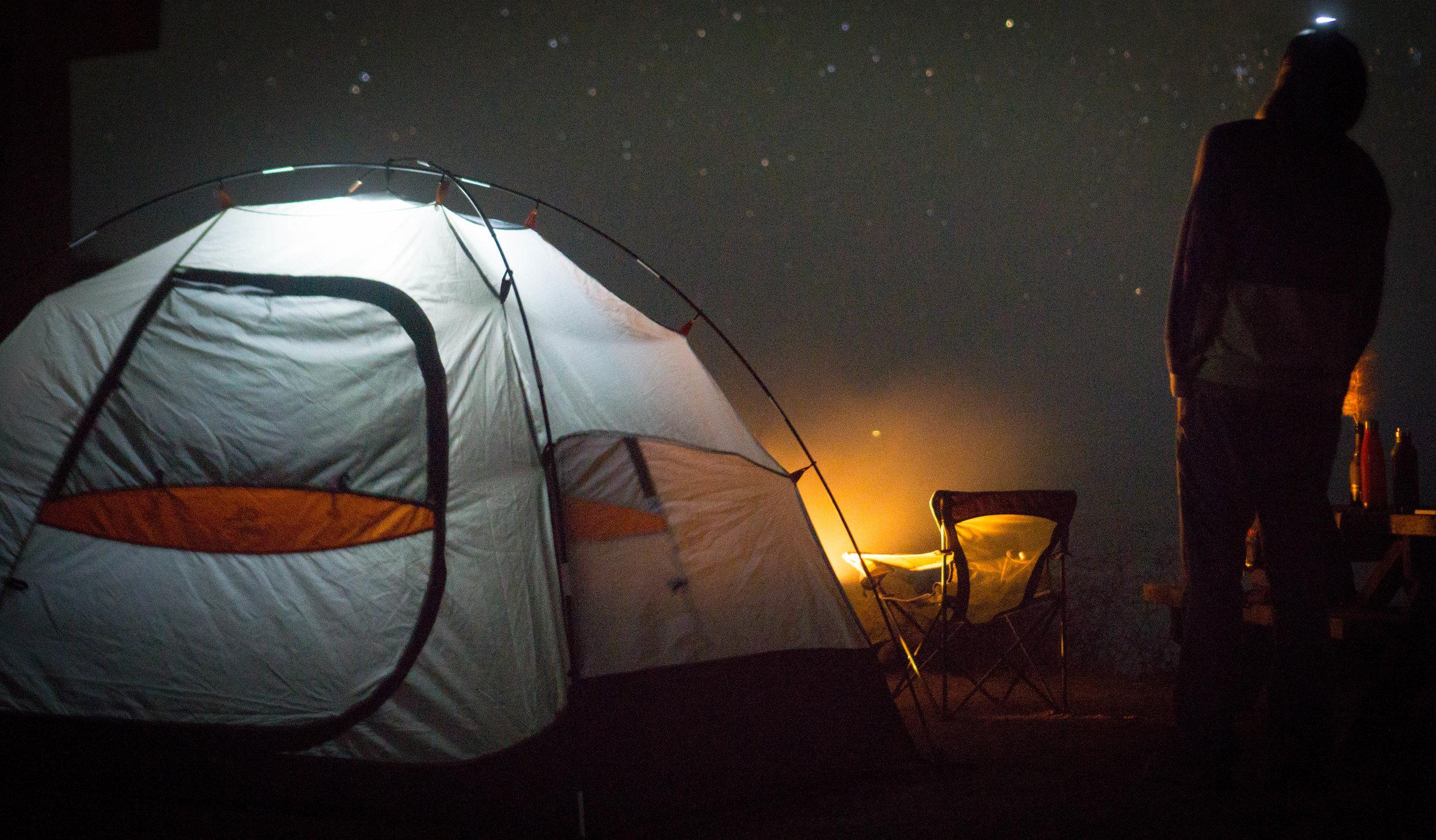 Beach Campgrounds In California