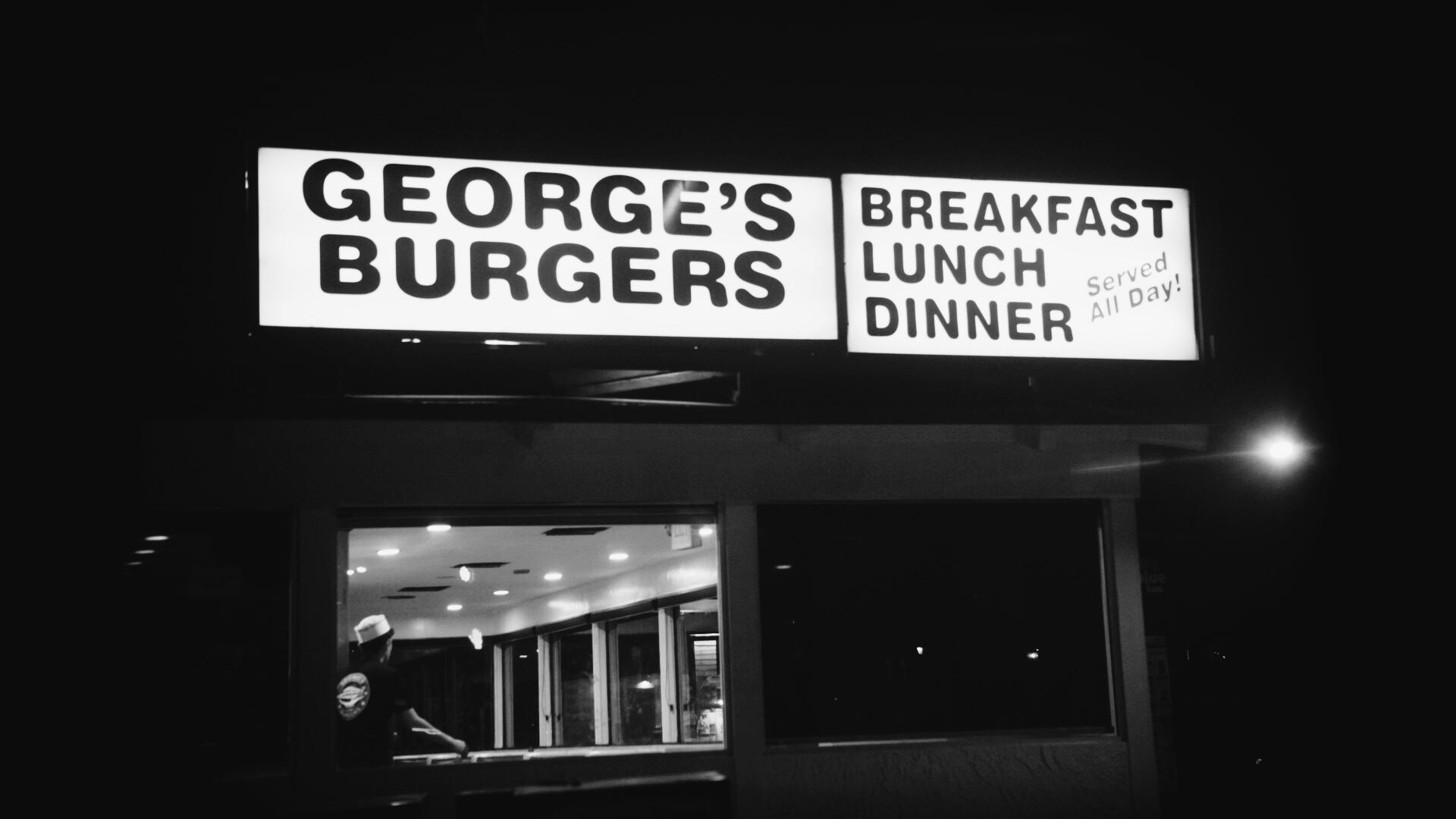 Burgers in Venice, California