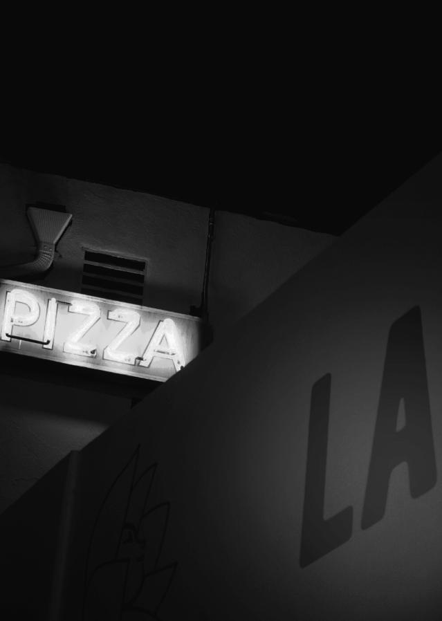 Pizza shop Santa Monica