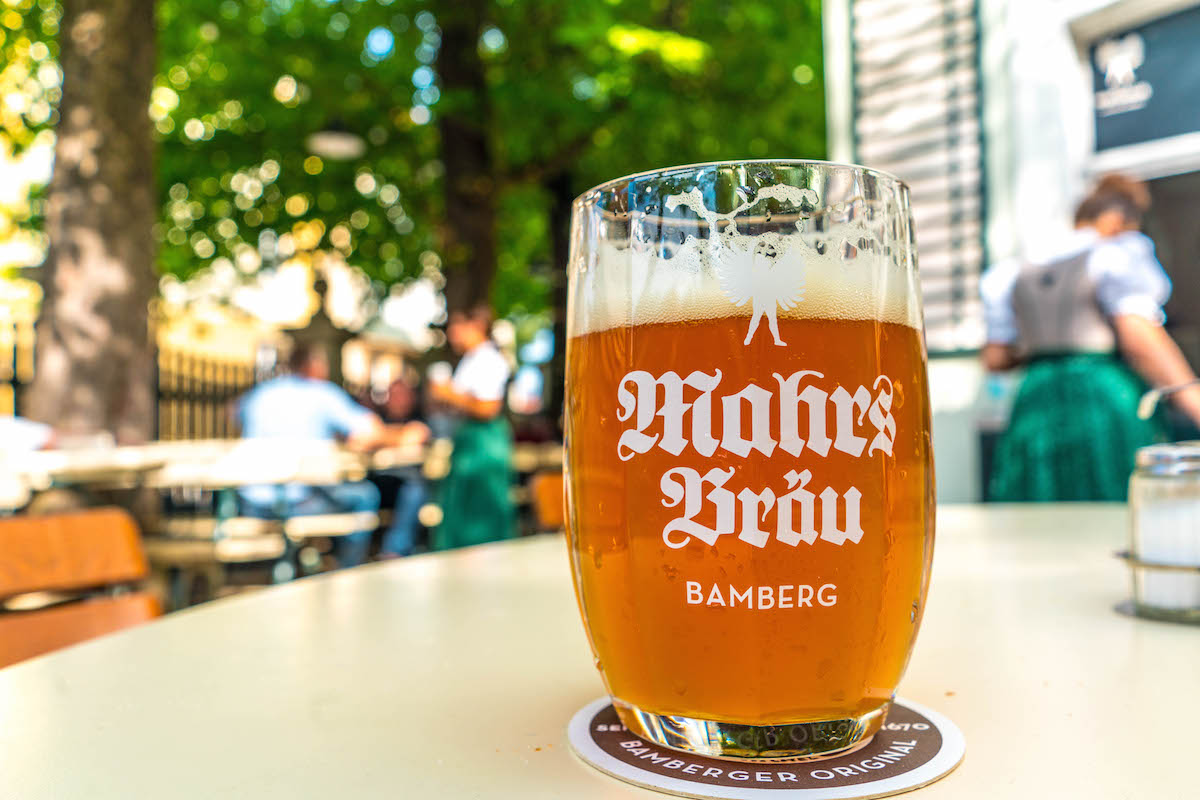 Bamberg has the highest density of breweries per capita in the world!