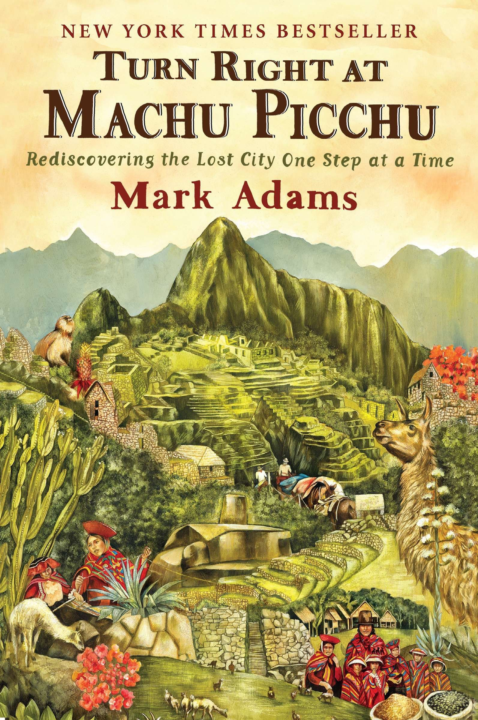 Turn Right at Machu Picchu.jpg