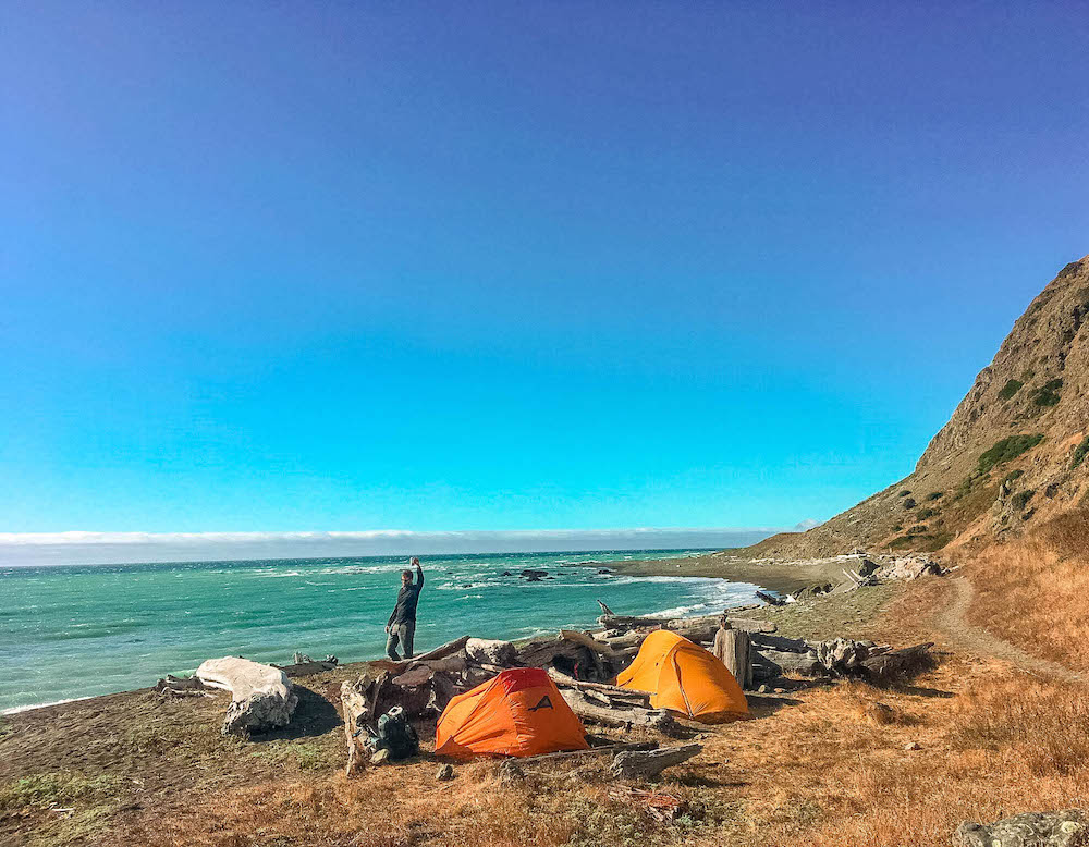 Camping on the Lost Coast.jpg