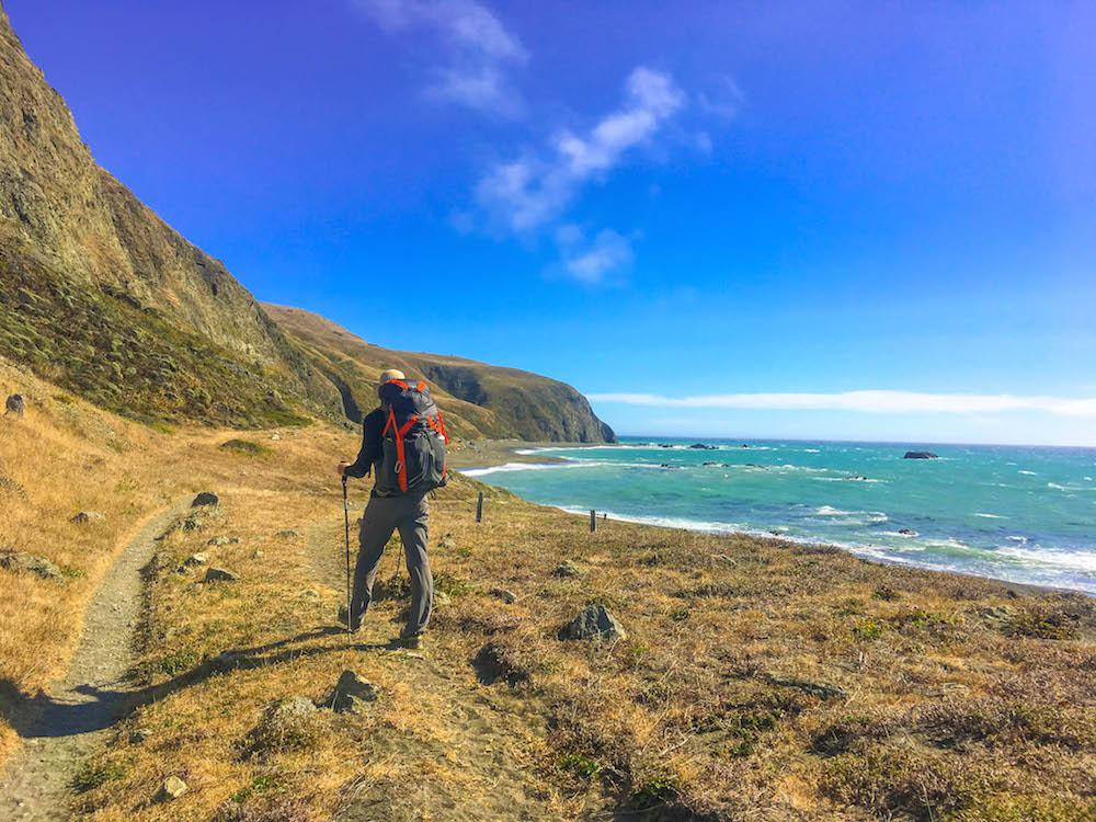 Northern California Lost Coast hike.jpg