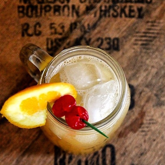 10 Of My Favorite Summer Whiskey Cocktail Recipes Whiskey