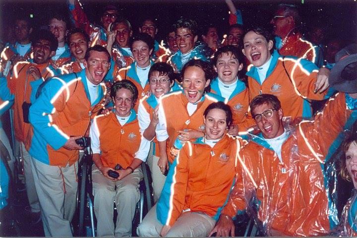 Sydney 2000 Paralympics Opening Ceremony