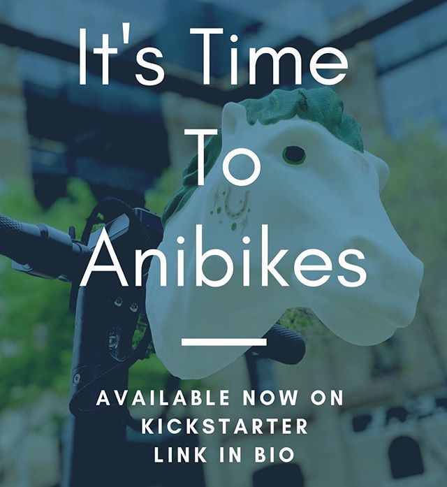 Ride on over to the link in our bio to get your @anibikes ! #anibikes #lostunicorn