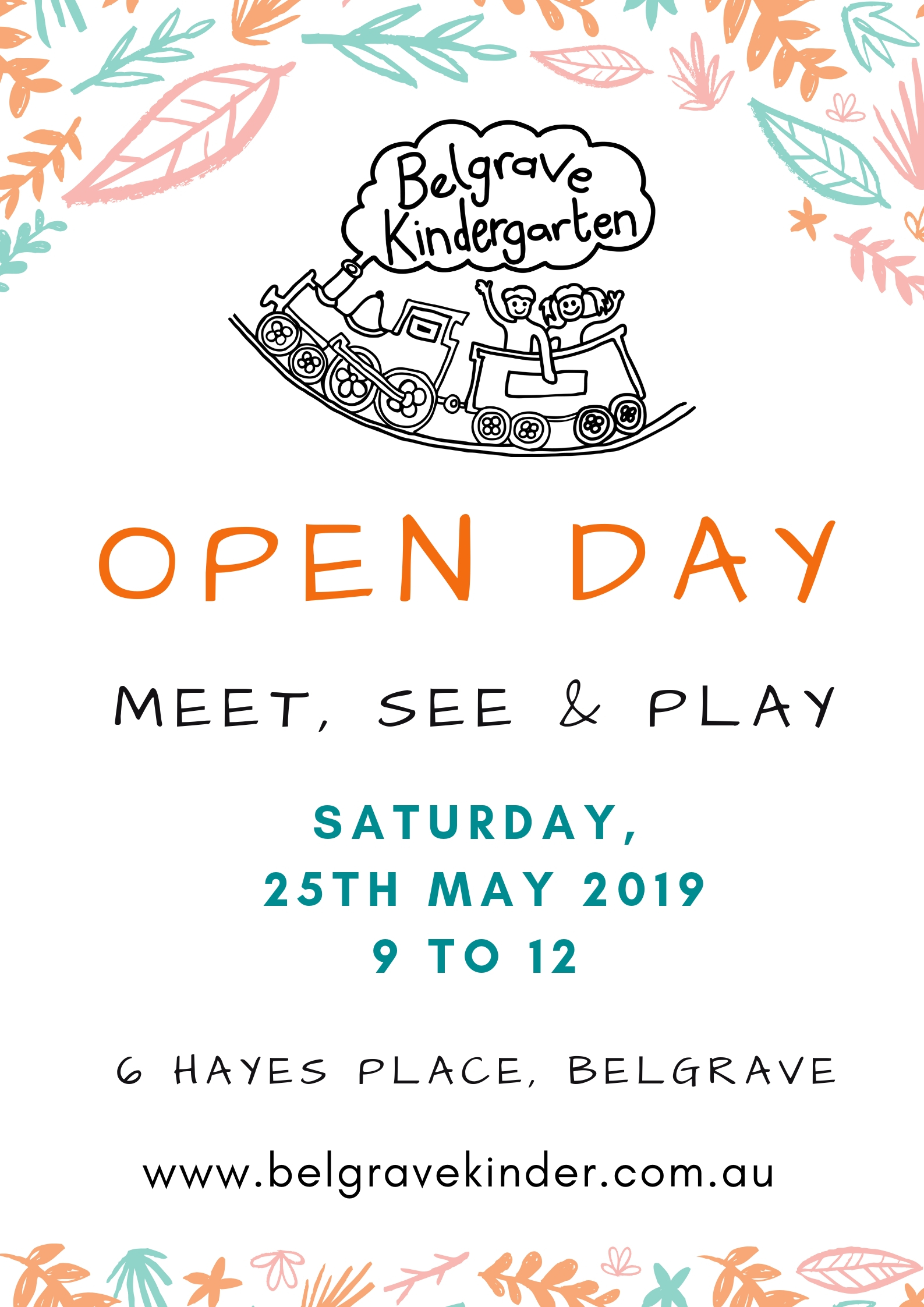Belgrave Kinder Open Day 2019