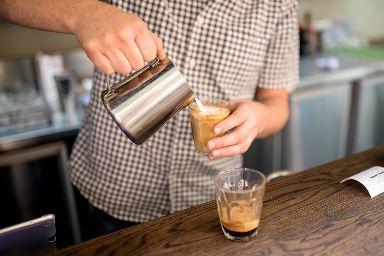 Romcaffe coffee