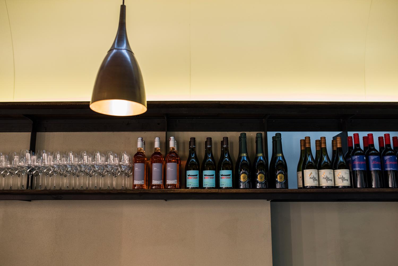 Local & European wines