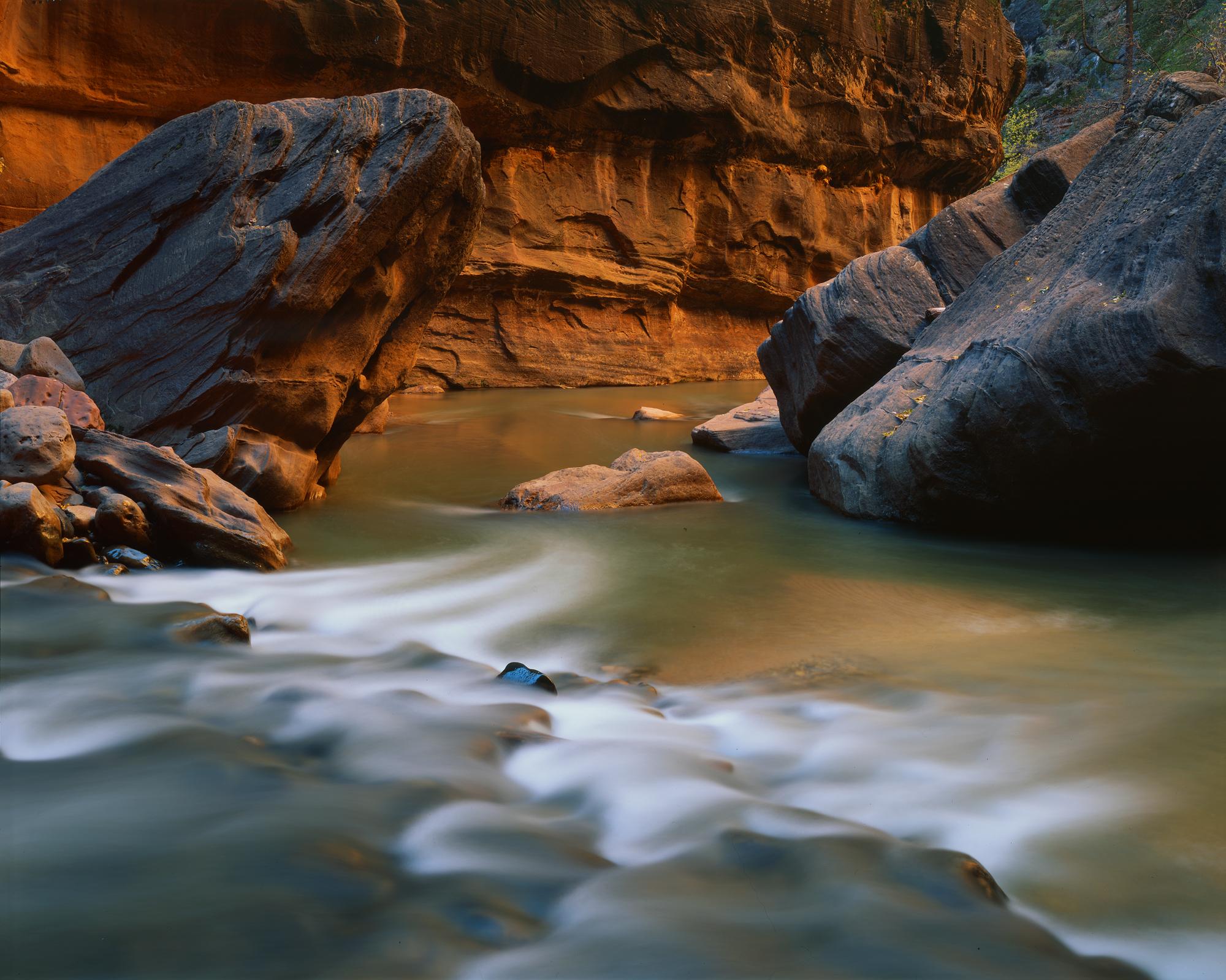 Between Two Rocks  | Zion National Park, Utah