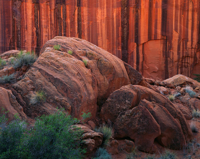 Varnished Soul  | Glen Canyon, Utah